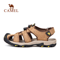 camel骆驼户外男款沙滩凉鞋 防滑耐磨男士休闲凉鞋