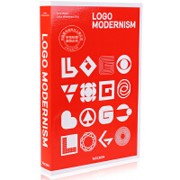 现货 英文原版 Logo Modernism: An unprecedented catalog of modern