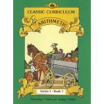 【预订】Classic Curriculum: Arithmetic, Book 1