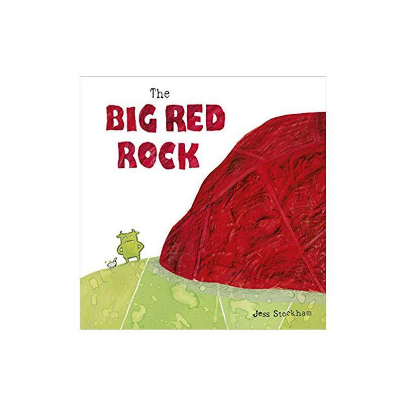 【预订】The Big Red Rock 9781786280022 美国库房发货,通常付款后3-5周到货!