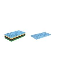 兼容乐高大颗粒散件零件积木填充装商标墙装修基础砖底板配件