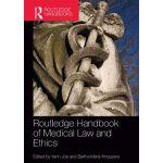 【预订】Routledge Handbook of Medical Law and Ethics