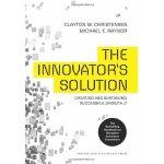 英文原版 创新者的解答 创新者的窘境作者管理大师克莱顿・克里斯坦森 The Innovator's Solution