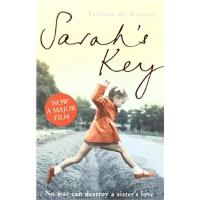 """Sarah'sKey《莎拉的钥匙》塔季雅娜 德 罗斯奈著,讲述二战时期发生在法国巴黎的纳粹大屠杀行动""""春风行动"""",通过"""