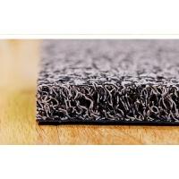 定制加厚丝圈地垫门垫可裁剪进门入门门厅脚垫子家用pvc防滑地毯q