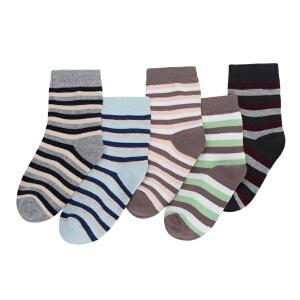 彩桥男童袜子春秋儿童袜子男童棉袜中大童袜子小孩男孩袜子