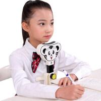 小学生防近视护眼矫正低头坐姿提醒器正姿爱眼儿童写字矫正器预防近视坐姿矫正器视力保护器纠正写字姿势仪架