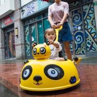 婴儿童电动车四轮童车遥控宝宝充电玩具男女小孩汽车可坐人摩托车