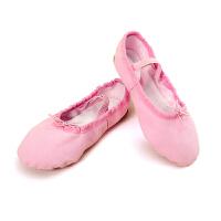 秋冬儿童舞蹈鞋女童练功鞋加绒跳舞鞋加厚宝宝芭蕾舞鞋保暖软底鞋