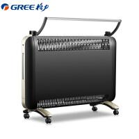 Gree/格力取暖器NBDD-X6020 220V家用快��t速�徜X片�l�犭�暖器