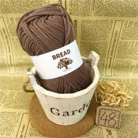 热卖 棉中粗围巾线毛线 手工 编织手编diy织围巾的毛线团 柔软