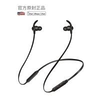 可插卡蓝牙耳机双耳挂脖式无线磁吸跑步运动安卓通用防水音乐mp3一体消噪线控入耳式