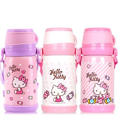 儿童保温杯女童小孩杯子公主可爱带盖水壶小学生水杯