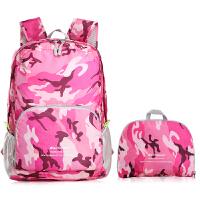 旅行背包男女双肩旅游包时尚户外运动包轻便大容量折叠皮肤包休闲便携