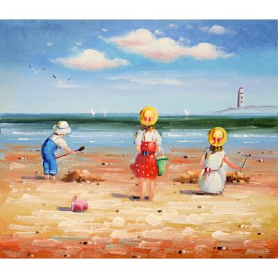 Y381张晨燕 《沙滩》