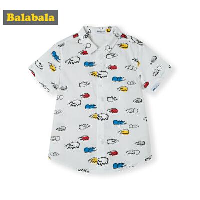 巴拉巴拉 儿童衬衫 29.9元