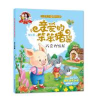 亲爱的笨笨猪 彩绘图画书:巧克力饼屋,杨红樱,浙江少年儿童出版社,9787559700766