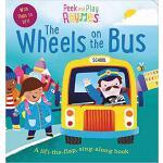 【预订】Peek and Play Rhymes: The Wheels on the Bus 97816841230
