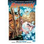 【预订】Aquaman Vol. 1: The Drowning (Rebirth)