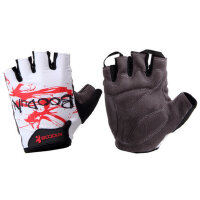 自行车半指手套 骑行手套男女 山地车防护手套 骑行装备