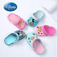 儿童洞洞鞋家居防滑男童女童凉拖鞋1-3岁婴幼儿宝宝沙滩鞋