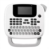 DL-140T手持式网线线缆热转印标签打印机便携式家用分类手