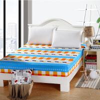 绚典全棉床笠 棉质床单单件 单双人席梦思床垫床罩床上用品保护套