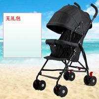婴儿推车超轻便简易折叠便携式夏天儿童伞车BB小孩宝宝夏季手推车