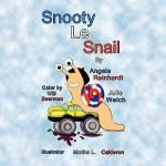 【预订】Snooty Le Snail