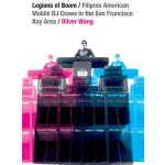 【预订】Legions of Boom: Filipino American Mobile DJ Crews in t