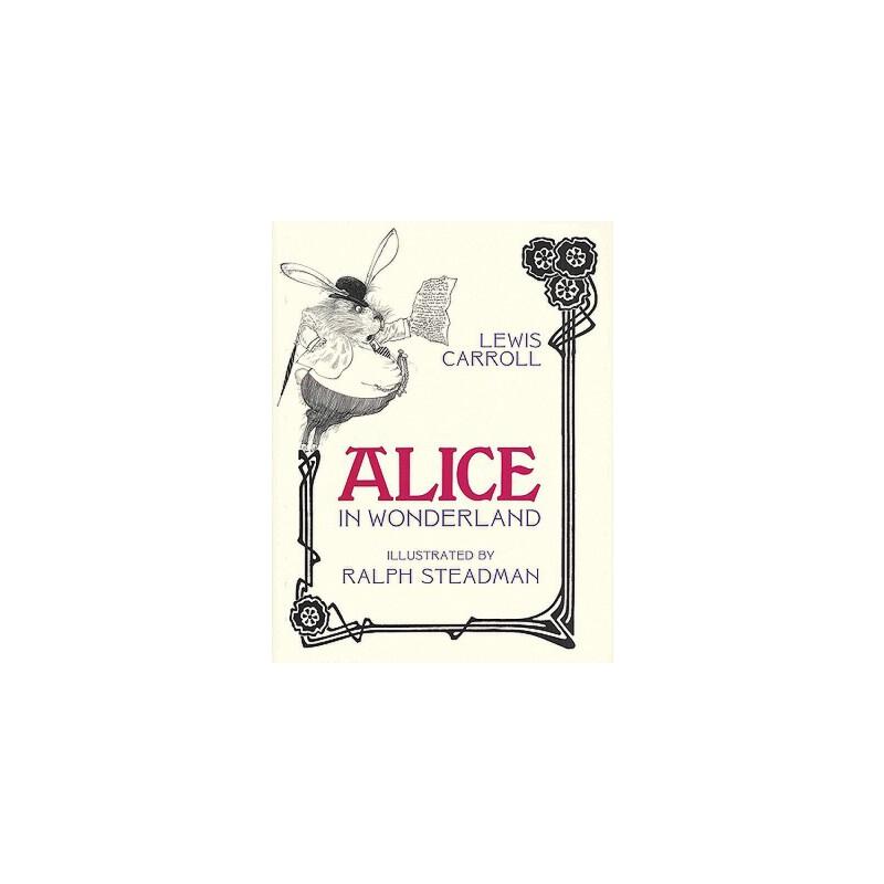 【预订】Alice in Wonderland 9781554072033 美国库房发货,通常付款后3-5周到货!