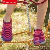 【2件2.5折:93元】探路者儿童徒步鞋 秋冬户外男女童通款防滑健走鞋QFOG85012