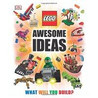 LEGO? Awesome Ideas 英文原版乐高创意书