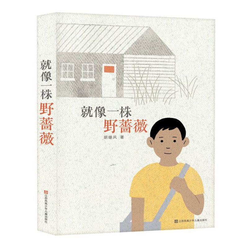 就像一株野蔷薇(百班千人2020暑期五年级共读用书) 献给所有坚守梦想的孩子,献给所有坚守乡村的老师!
