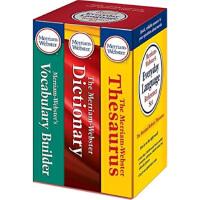 韦氏英语词字典词典辞典 3本全套 Merriam-Webster's Dictionary 英文原版,,Merriam