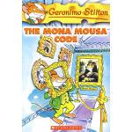 The Mona Mousa Code(Geronimo Stilton #15)老鼠记者15ISBN9780439661645