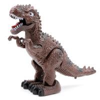 贝贝鸭儿童恐龙玩具套装霸王龙仿真动物塑胶电动男孩大号遥控恐龙模型女