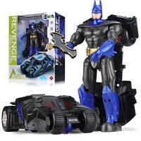 变形玩具金刚黑暗骑士蝙蝠侠模型机器人汽车飞机儿童玩具