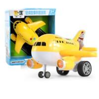 儿童玩具飞机耐摔大号惯性仿真客机男孩宝宝音乐灯光玩具车模型