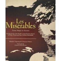 【现货】英文原版 悲惨世界 音乐剧幕后设定集:从舞台到荧幕 英版 Les Misérables: From Stage