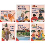 【红色级别】圣智PM彩虹阅读 6本 PM READERS-RED L5-6 6-8岁儿童英语分级阅读故事 NON-FI