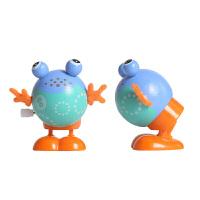 宝宝智力木制跳跳蛙跳跳兔发条儿童玩具1-6岁c