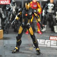 Marvel Legends漫画英雄复仇者联盟钢铁侠MK45 6寸人偶超可动