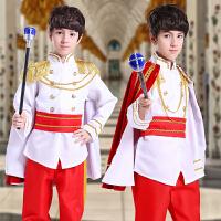 女童水手海军角色扮演王子国王化妆舞会服万圣节儿童服装