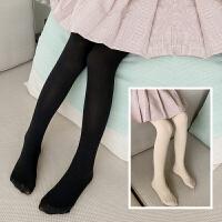 女童打底裤袜儿童薄款舞蹈袜子女孩练功连裤袜