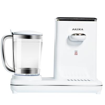 爱家乐即热开水机KK-F4/SG 家用桌面茶吧机台式小型开水机办公室速热