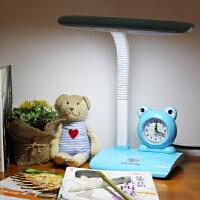 护眼台灯充电灯 儿童书桌小学生学习灯卧室床头灯宿舍