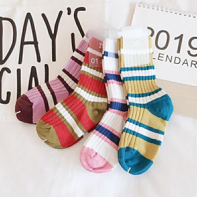 女童春夏纯棉夏季宝宝夏袜童袜童筒袜儿童袜子薄款