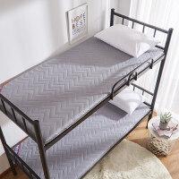 适用于潮学生床垫被褥单人宿舍0.9床寝室1.2上下铺软海绵榻榻定制