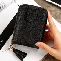 20190307132146451驾驶证卡包韩版拉链女式零钱包多功能卡夹行驶证皮套二合一卡片包